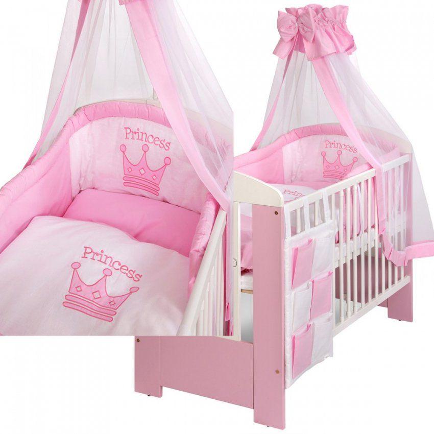 Baby Bettwaesche Komplettset Himmelstange Bett Nestchen 135X100 9 von Baby Bettwäsche 135X100 Photo