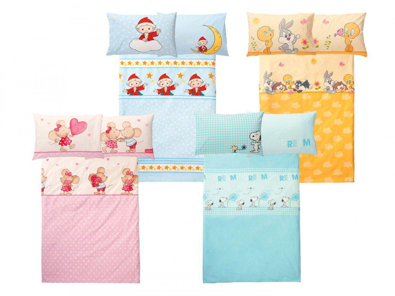 Baby Bettwäsche  Kinderclub von Mytoys Bettwäsche 100X135 Bild