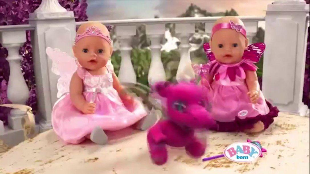 """Baby Born """"wonderland""""  Interactive Doll & Baby Dragon  Zapf von Baby Born Interactive Waschtisch Photo"""