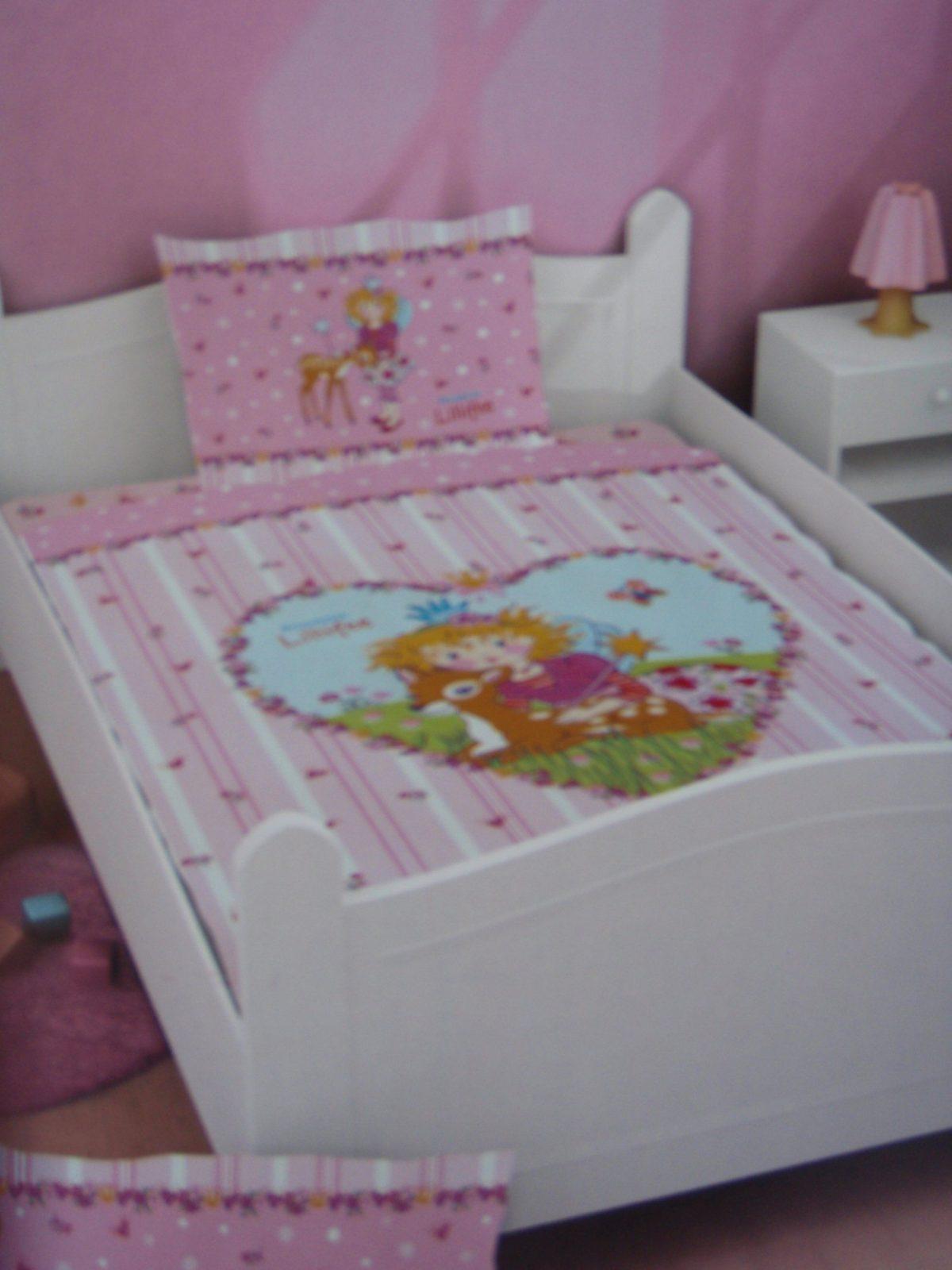 """Babybettwäsche Prinzessin Lillifee """"bambi"""" 100X135Cm Und 40 X 60Cm von Bettwäsche Prinzessin Lillifee Photo"""