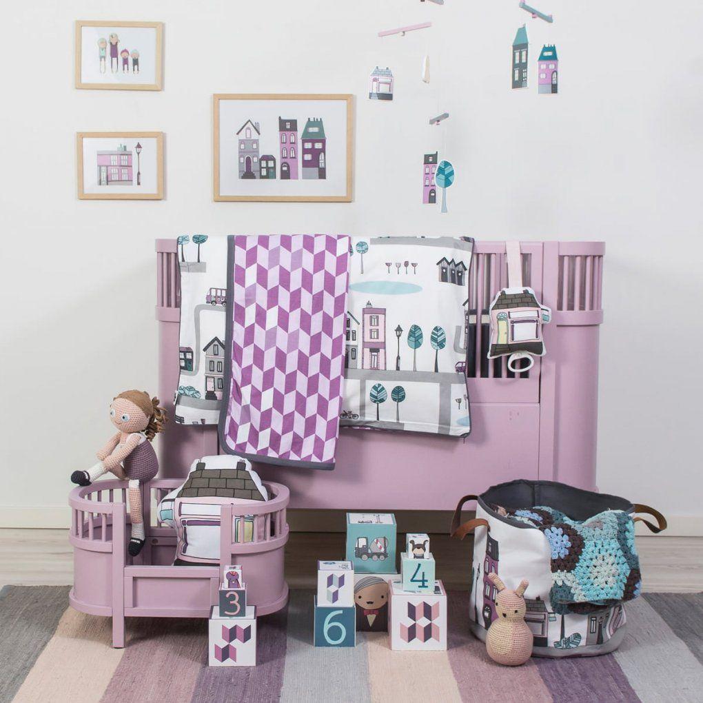 Babybettwäsche Village Von Sebra Im Shop von Baby Bettwäsche Junge Bild