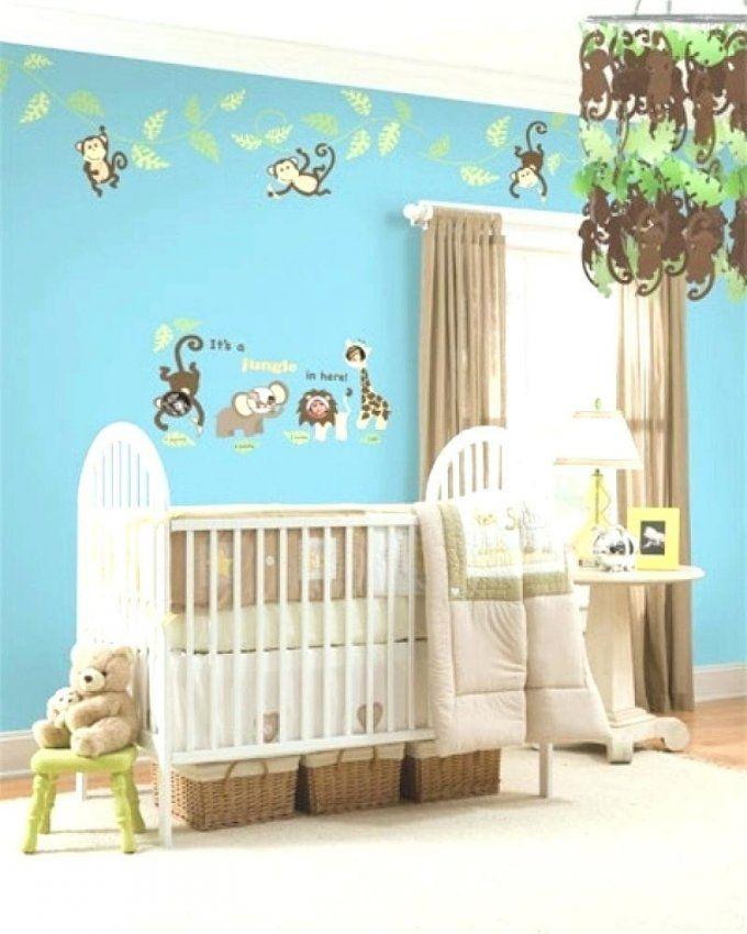 Kinderzimmer deko selber machen jungen haus design ideen - Babyzimmer jungle ...