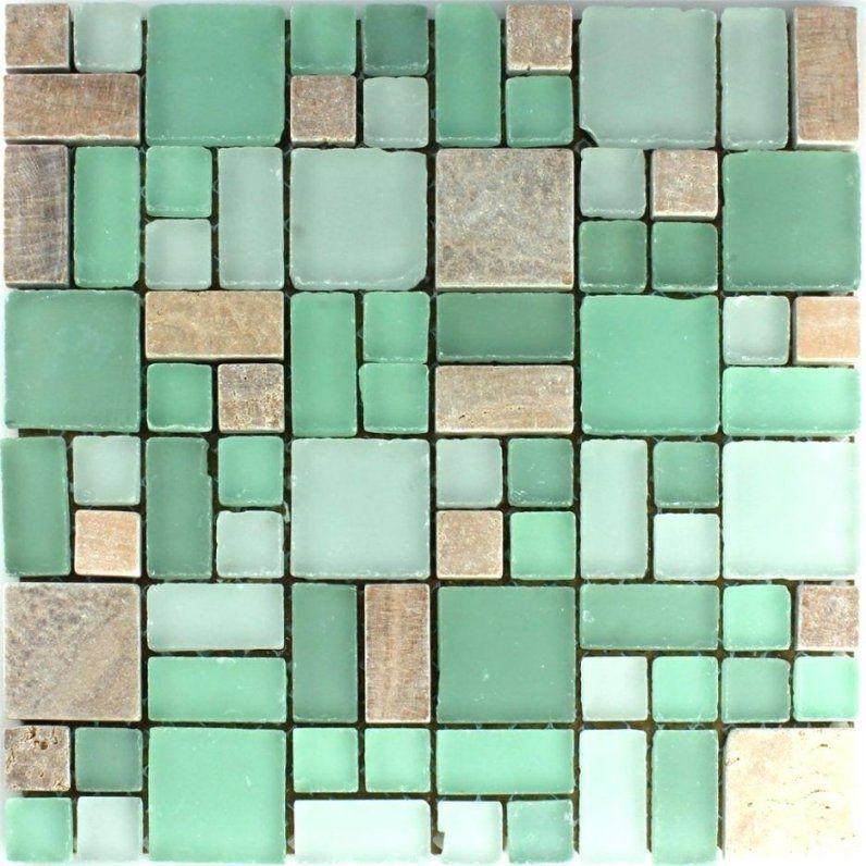Bad Mosaikfliesen Large Size Of Kleines Set von Mosaik Fliesen Türkis Bad Bild