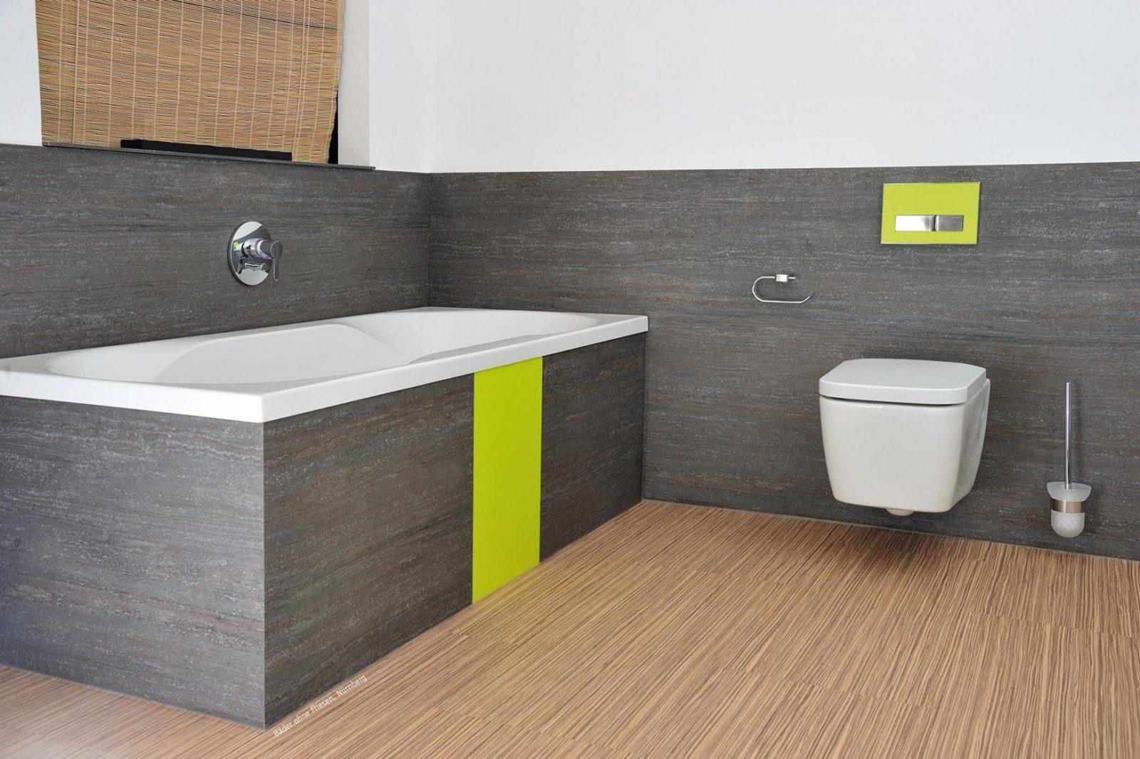 wandverkleidung bad ohne fliesen haus design ideen. Black Bedroom Furniture Sets. Home Design Ideas
