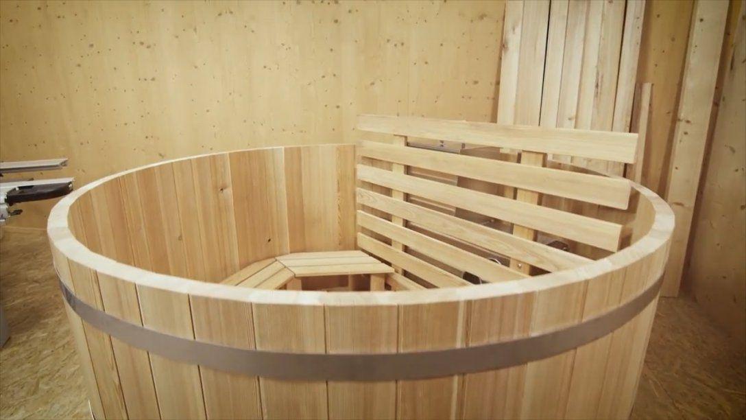 Badefass Selber Bauen – Interior Design Ideen Architektur Und von Hot Tube Selber Bauen Photo