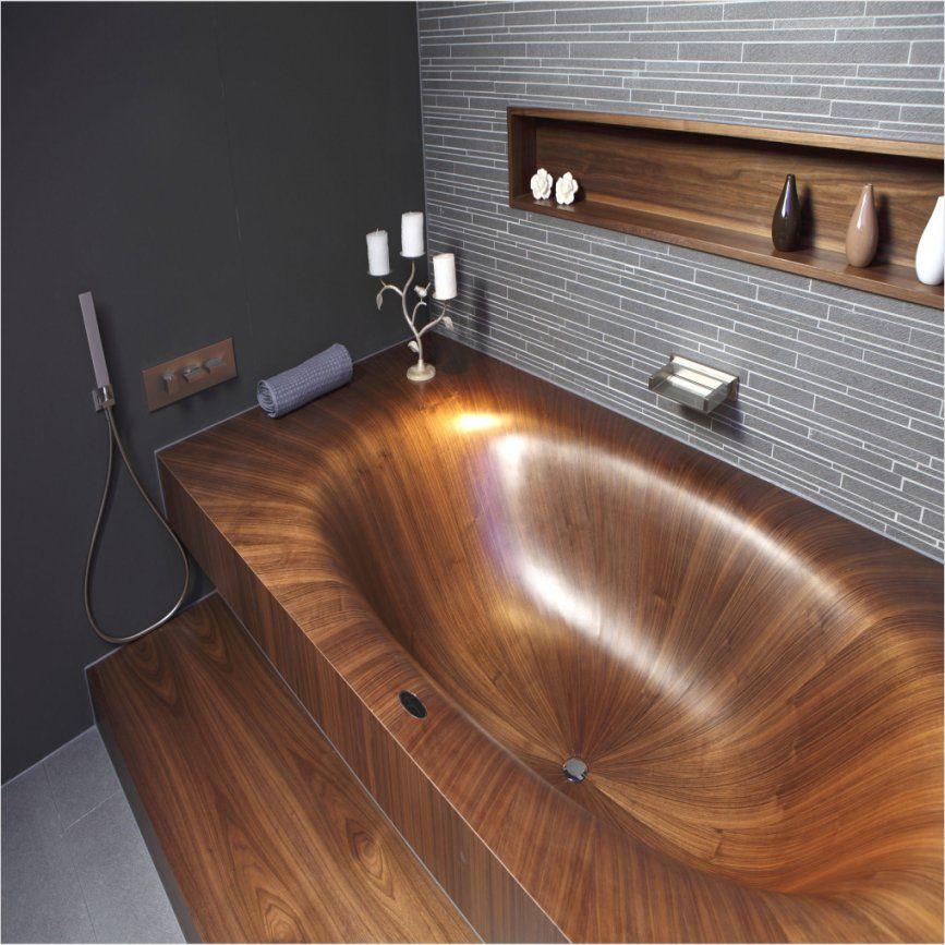 Badewanne Aus Holz Beabsichtigt Für Haus – Xwhatsapps von Badewanne In Holz Einfassen Bild