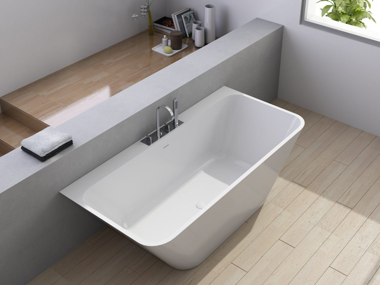 badewanne eckig weitere bilder fr eckige mineralguss badewanne with badewanne eckig finest. Black Bedroom Furniture Sets. Home Design Ideas