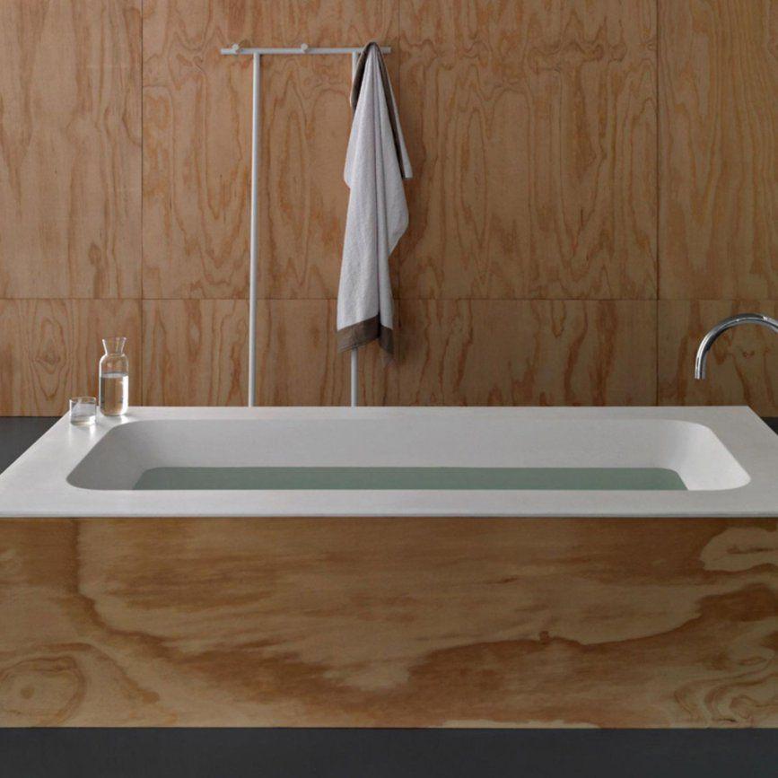 Badewanne In Holz Einfassen – Wohndesign von Badewanne In Holz Einfassen Bild