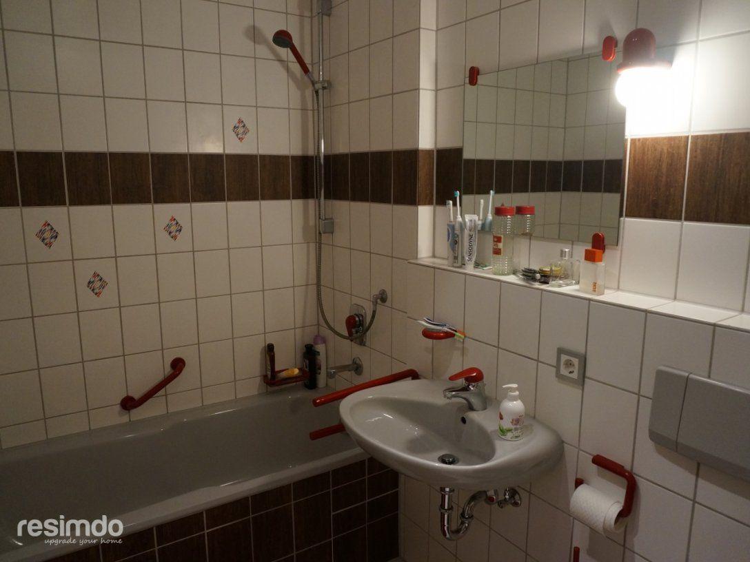 Badezimmer Bodenfliesen Überkleben  Imagenesdesalud von Hässliche Bad Fliesen Überkleben Bild