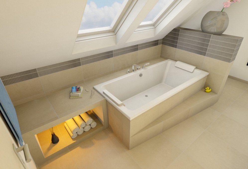 Badezimmer Dachschräge Planen  Gispatcher von Badezimmer Dachschräge Planen Photo