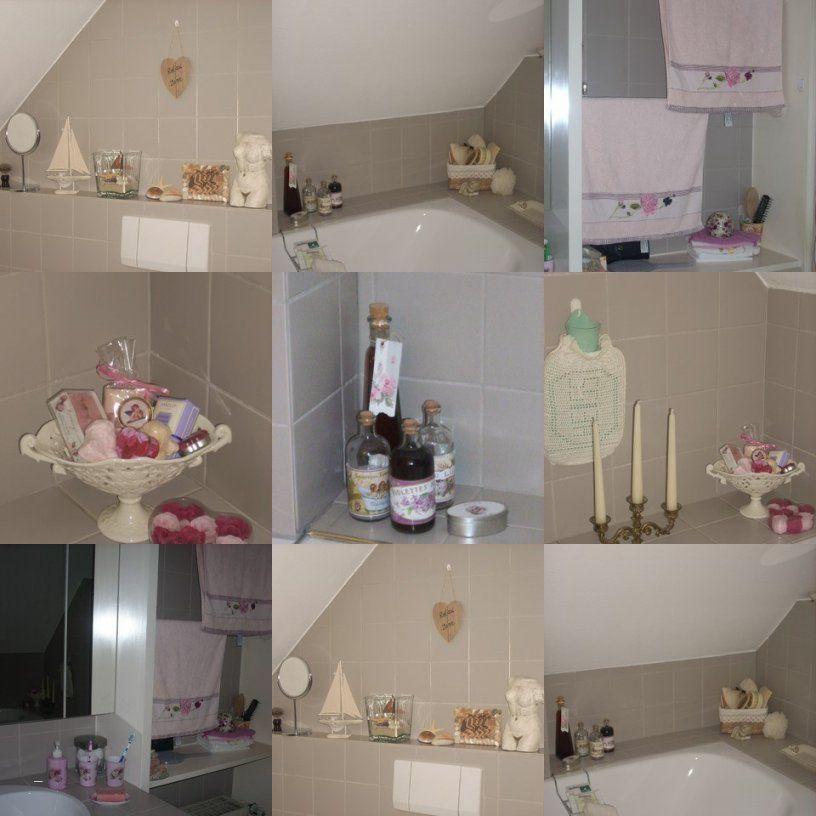 Badezimmer Dekorieren Ideen Schön Badezimmer Deko Selber Machen von Haus Dekoration Selber Machen Bild