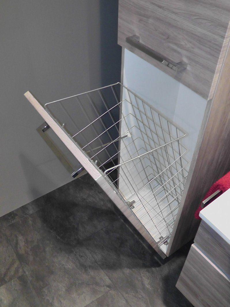 Badezimmer Hochschrank Mit Integriertem Wäschekorb Luxus Best von Badschrank Mit Integriertem Wäschekorb Bild