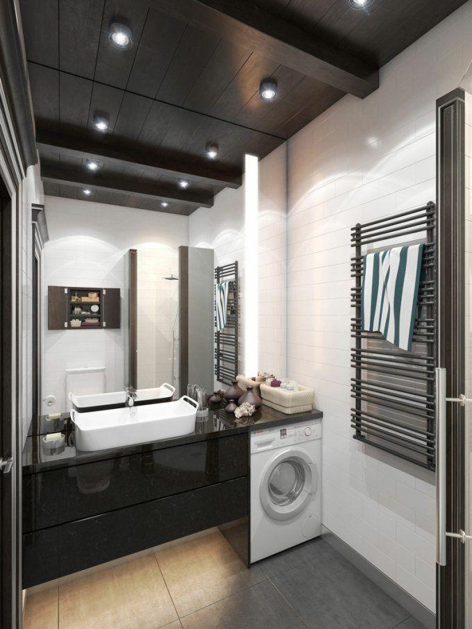 Badezimmer Klein Modern  Design von Badezimmer Klein Modern Photo