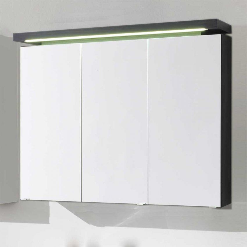 Badezimmer Spiegelschrank Mit Beleuchtung Günstig Am Besten Büro von Bad Spiegelschrank Mit Beleuchtung Günstig Bild