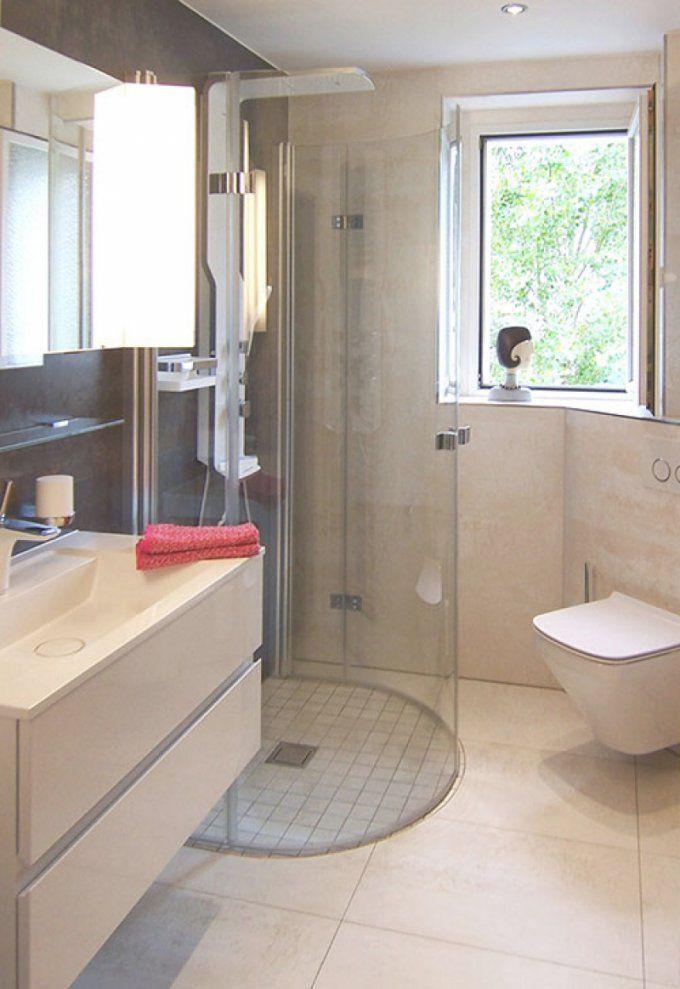 Badezimmergestaltung 4 Qm  Design von Badezimmer 4 Qm Ideen Photo