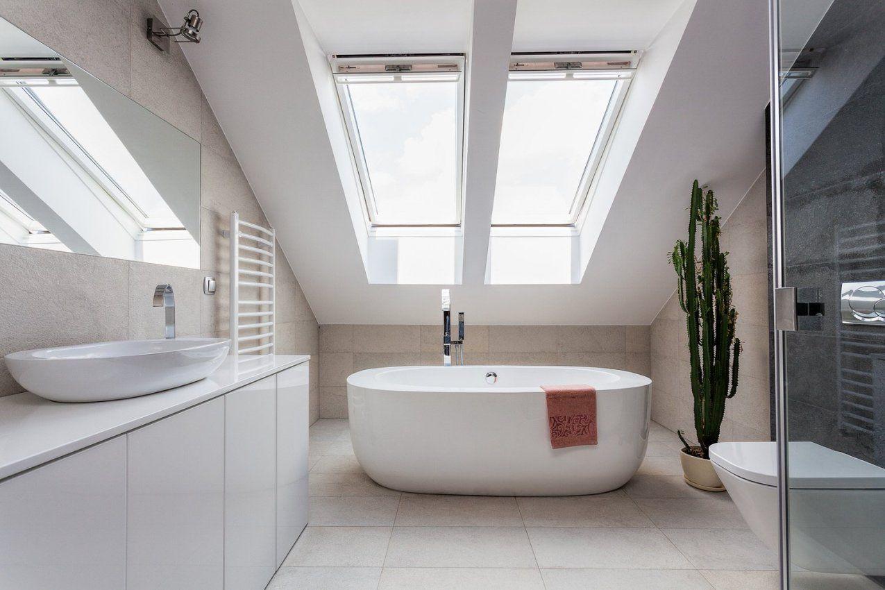 Badezimmertipps So Wirkt Ihr Bad Größer  Zuhause Bei Sam® von Kleines Bad Optisch Vergrößern Photo