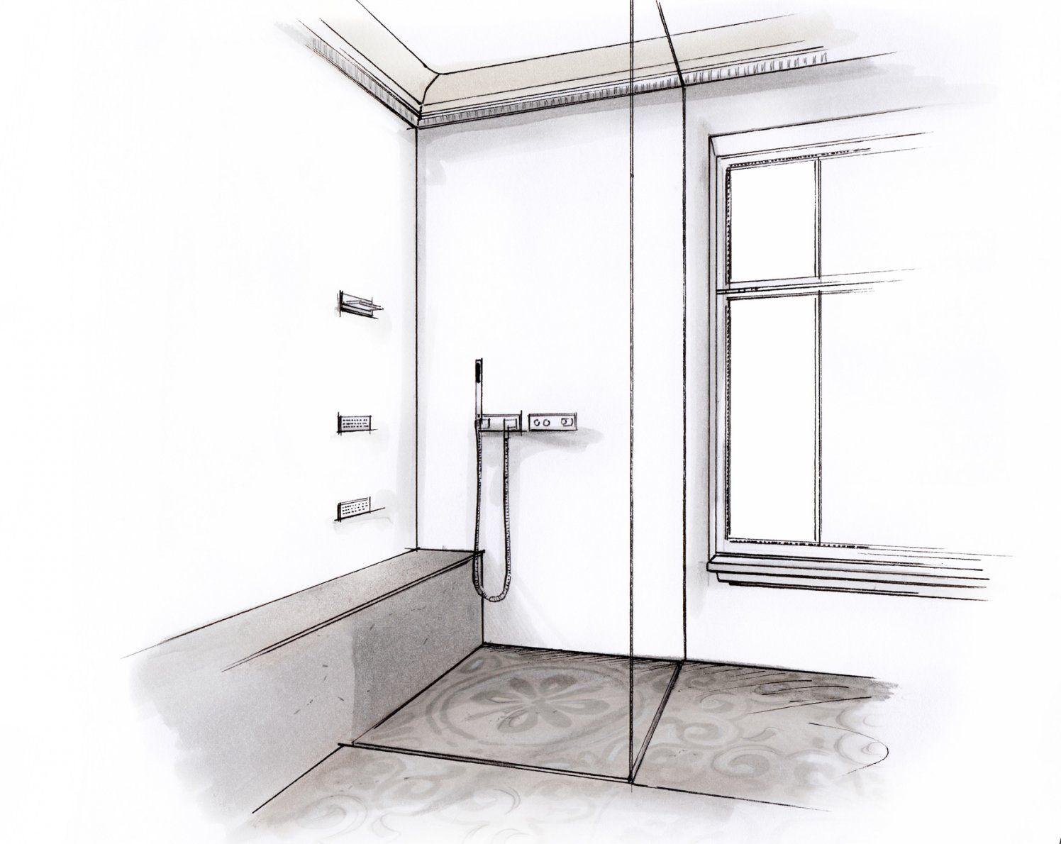 Frisch duschideen f r kleine b der von badm bel set f r for Duschen fur kleine bader