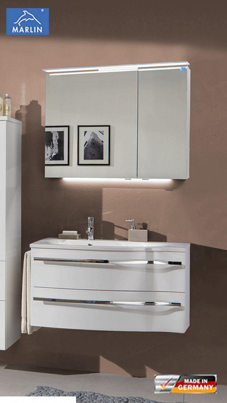 Badmöbel Cosmo  Design von Badmöbel 90 Cm Breit Bild