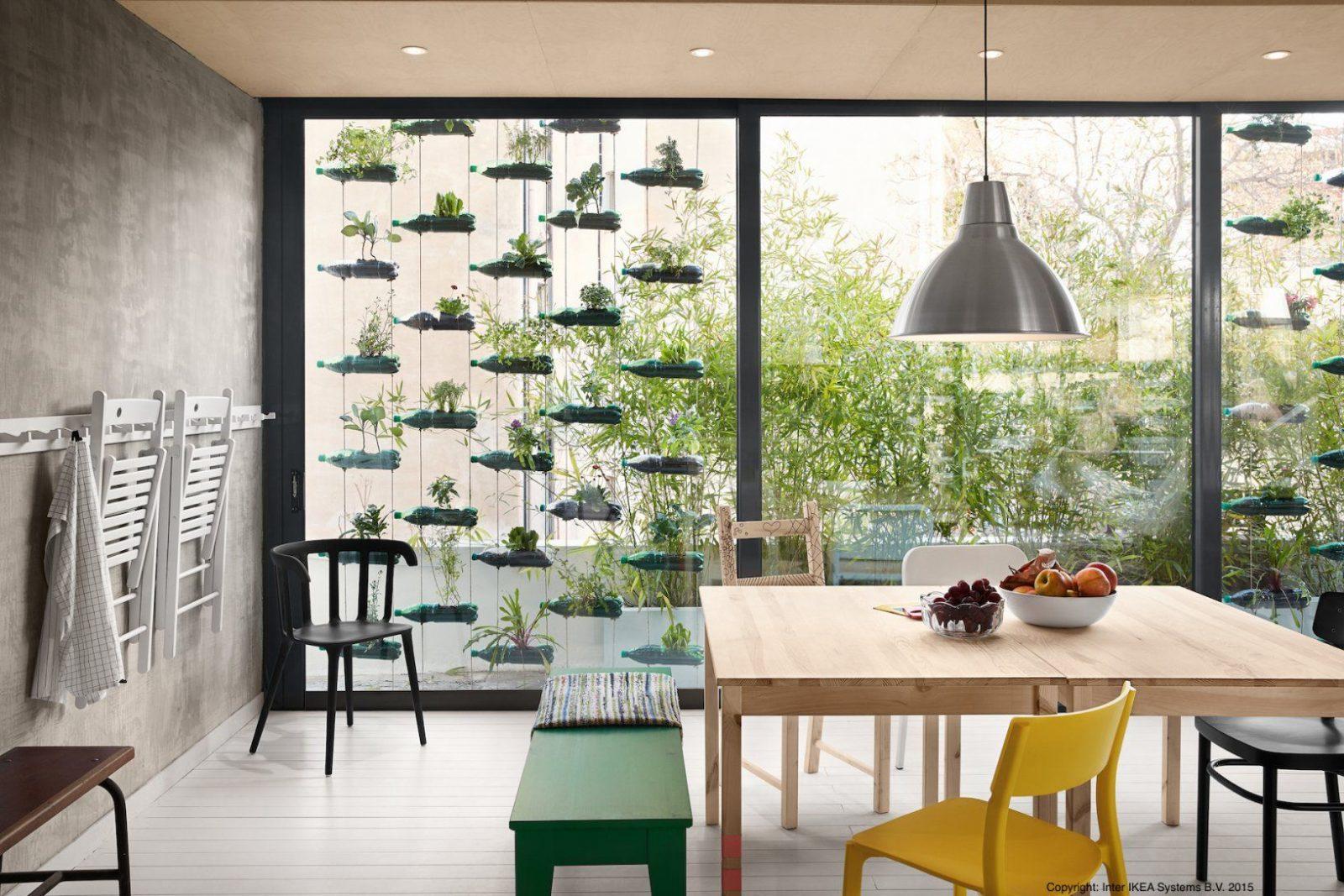 Balkon Ideen Ikea  Kleines Diy Als Sichtschutz  Ahoipopoiblog von Sichtschutz Für Balkon Ikea Bild