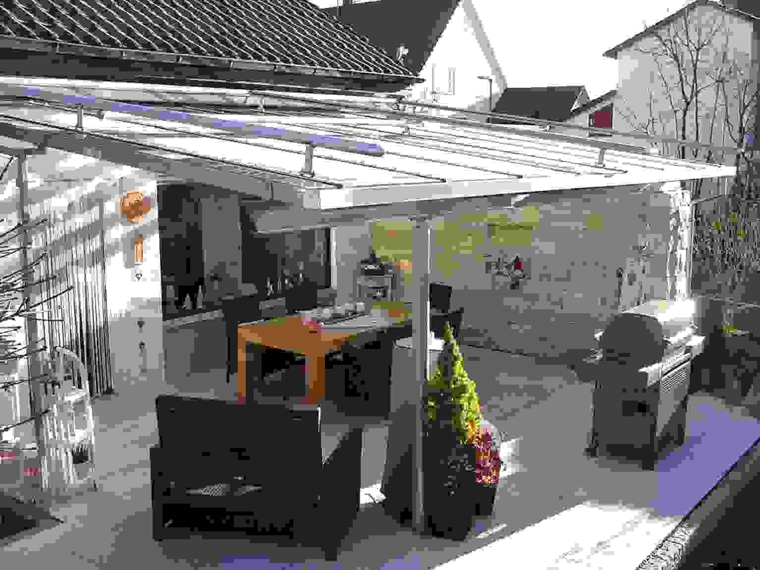 Balkon Regenschutz Selber Bauen Cool Markise Balkon Dekoration Von