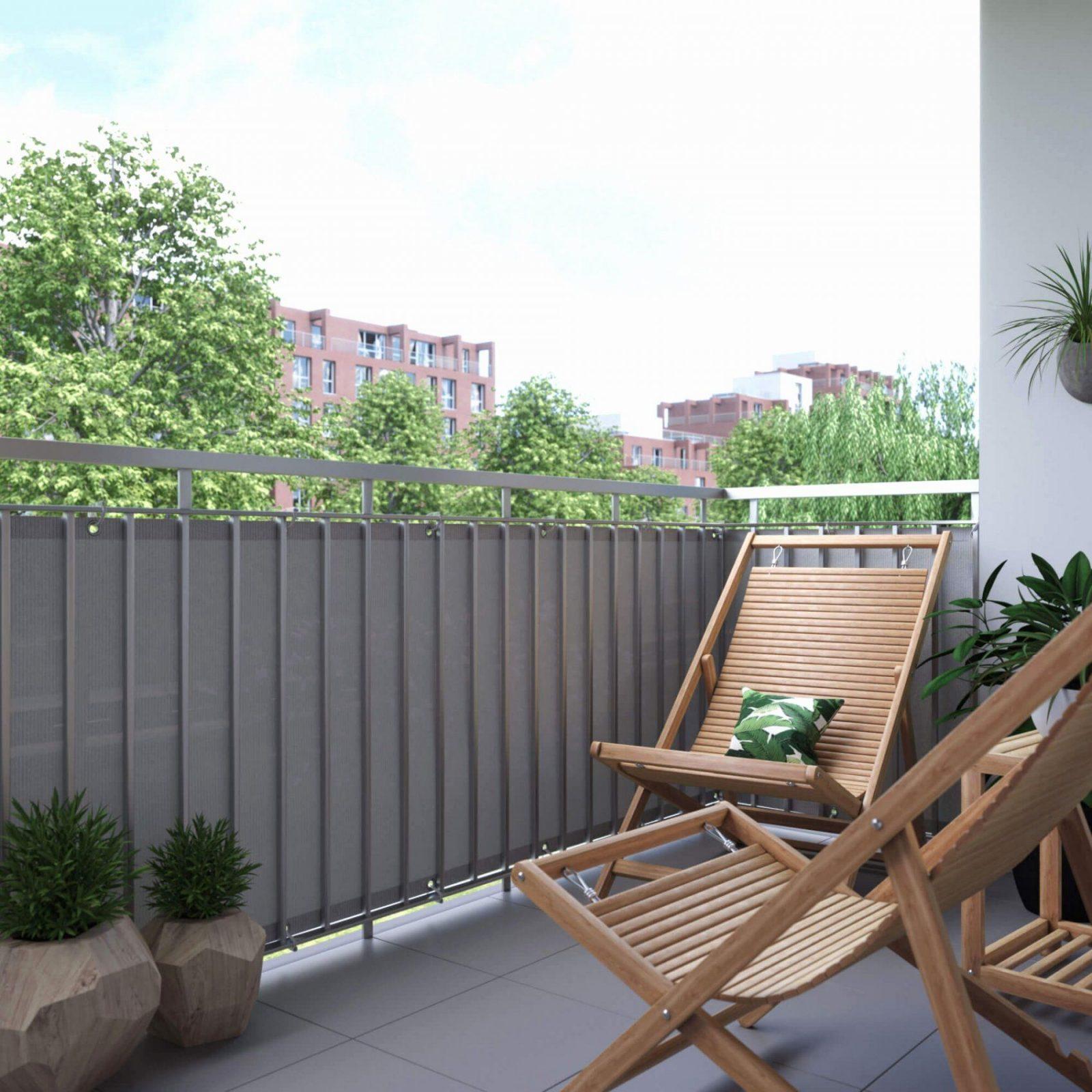 Ikea Balkon Sichtschutz Mobel Ideen 2018 Von Balkon Sichtschutz