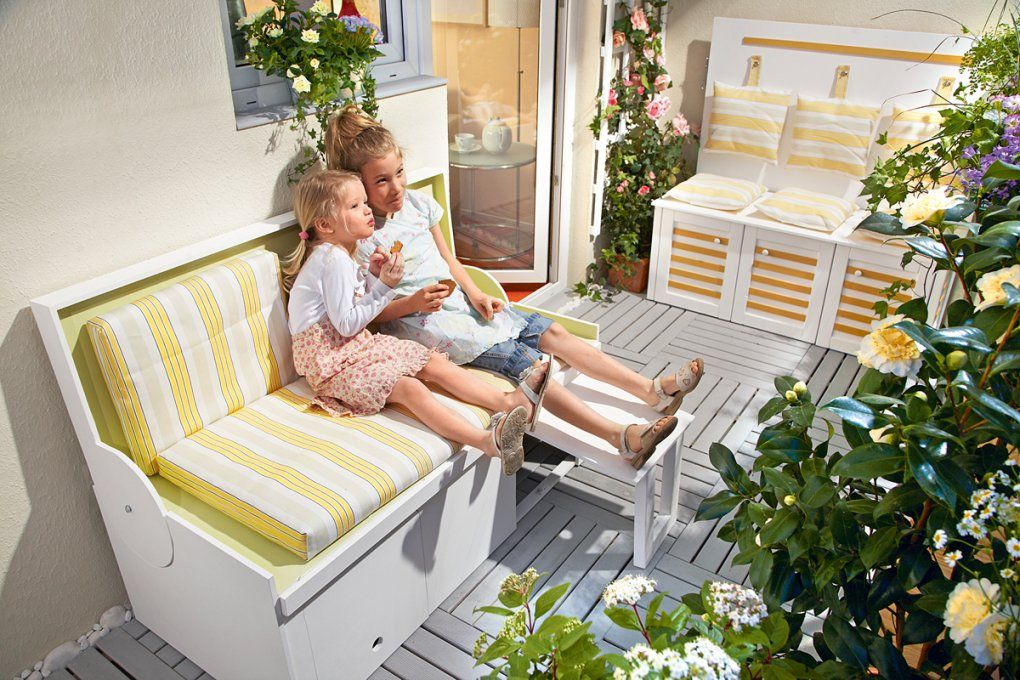 Balkonmöbel Selber Bauen Anleitungen Und Diyideen von Balkonmöbel Selber Bauen Ideen Bild