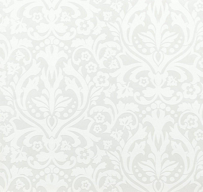 Barock Tapete Wohnzimmer Weis  Uruenavilladellibro von Barock Tapete Weiß Gold Photo