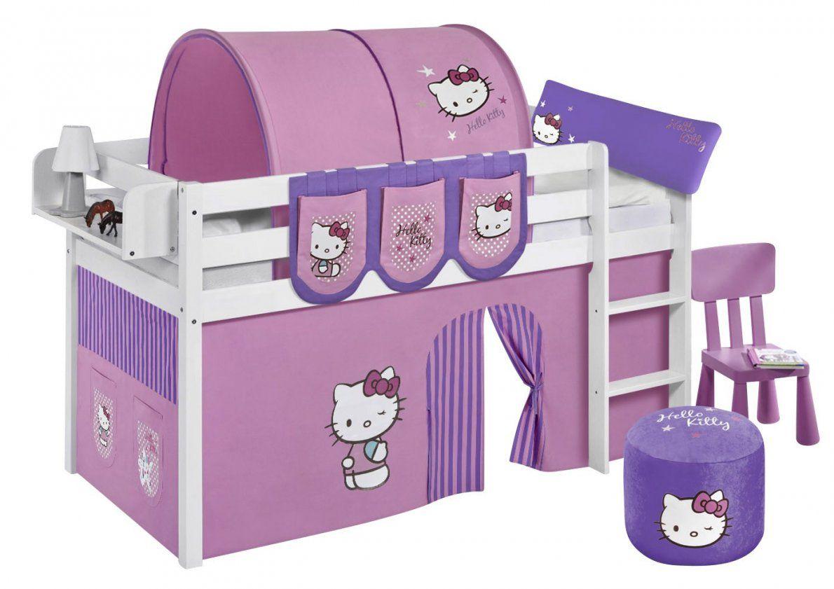 Basis Bettenjelle Weiß90X200Hello Kitty Lila  Lilokids von Hello Kitty Bett 90X200 Bild