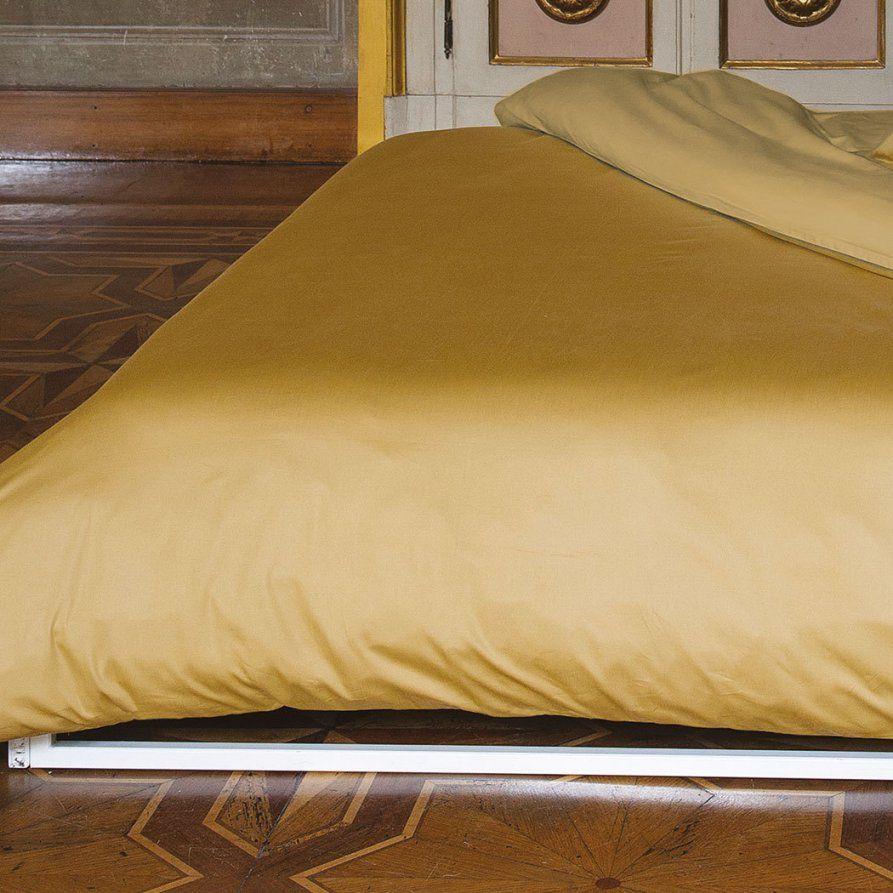 Bassetti Uni Makosatin Bettwäsche Gold Günstig Online Kaufen Bei von Bassetti Bettwäsche Uni Photo