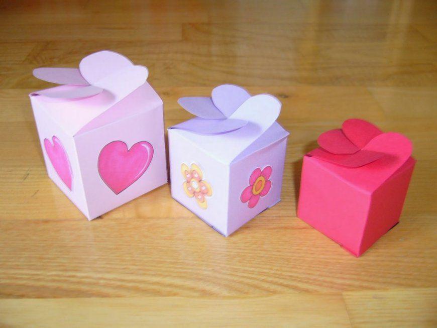 Bastelidee Zum Muttertag  Ideenreise  Blog von Kleine Schachteln Basteln Vorlagen Photo