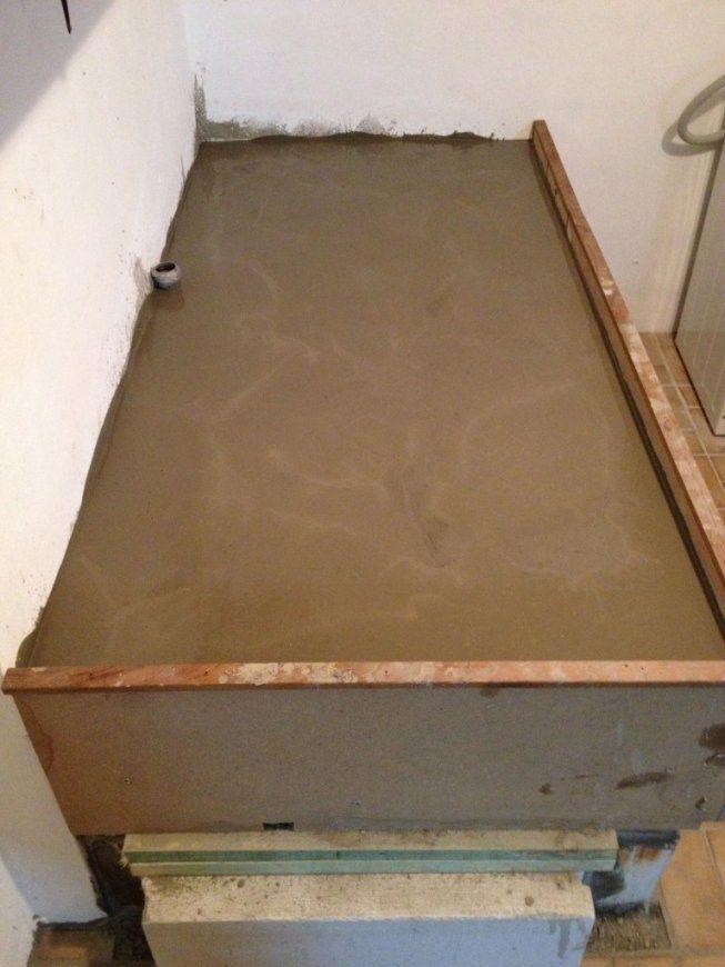 Bau Eines Waschmaschinenpodests – Teil 2  Operation Eigenheim von Waschmaschinen Erhöhung Selber Bauen Photo