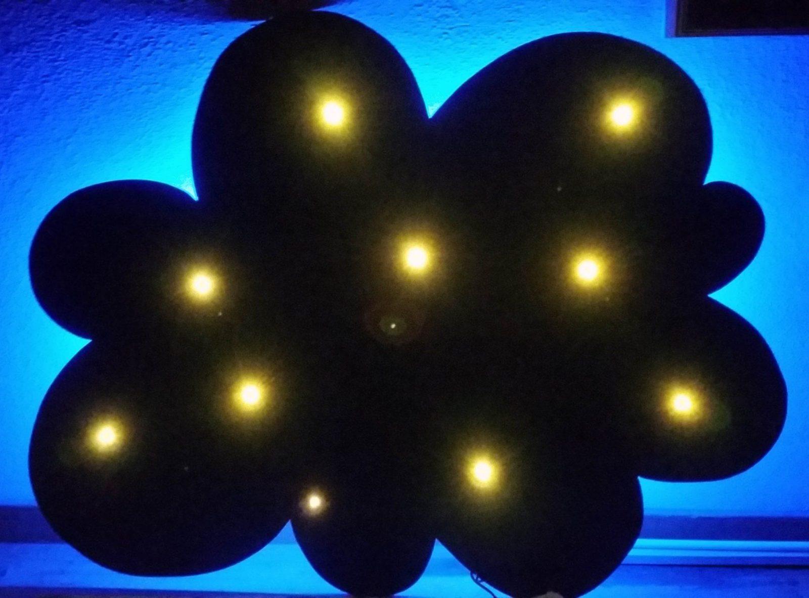 Bauanleitung Für Einen Led Sternenhimmel  Led Universum von Sternenhimmel Lampe Selber Bauen Bild