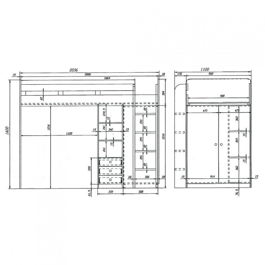 bauanleitung hochbett mit rutsche haus design ideen. Black Bedroom Furniture Sets. Home Design Ideas