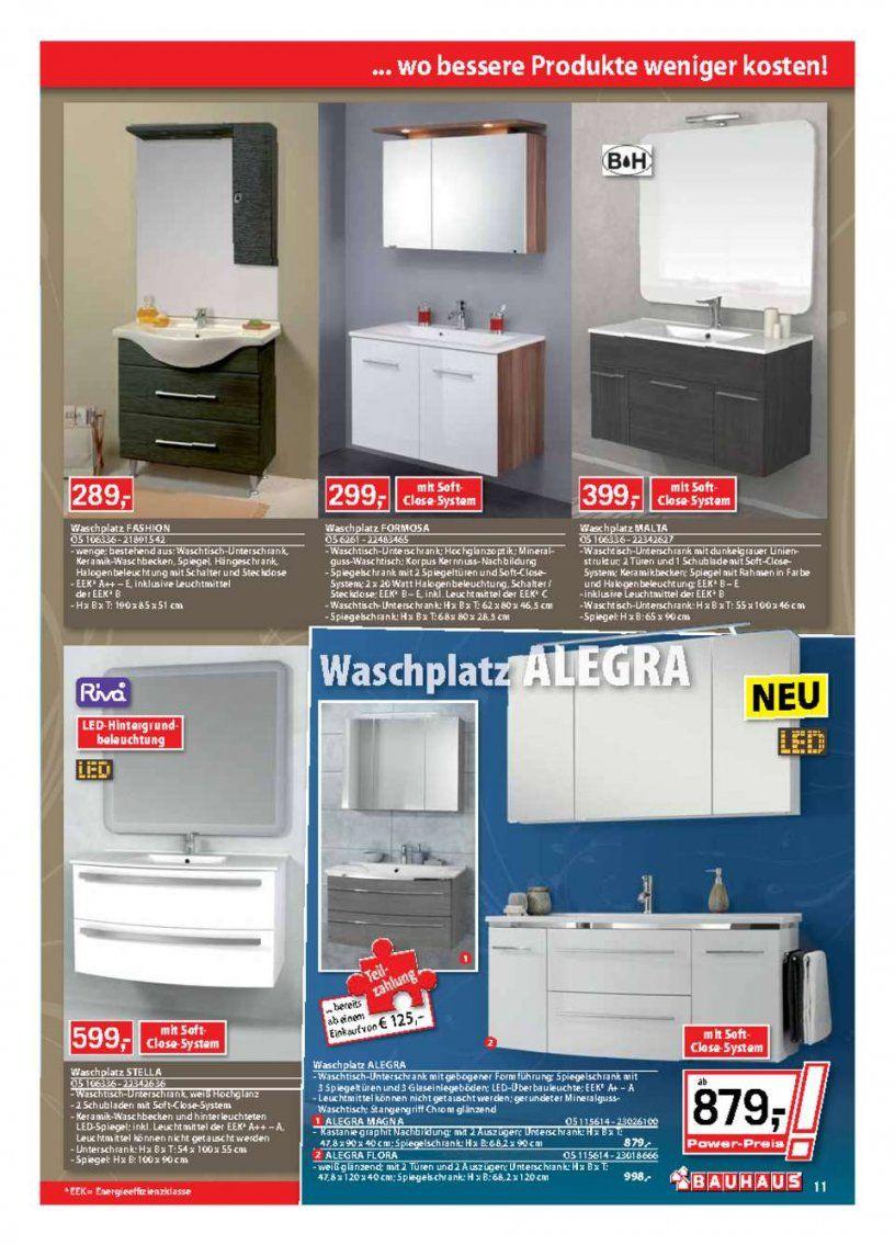Bauhaus Katalog   Seite No 1148 Gültig Von 13 Bis 2832015 von Bauhaus Waschtisch Mit Unterschrank Bild