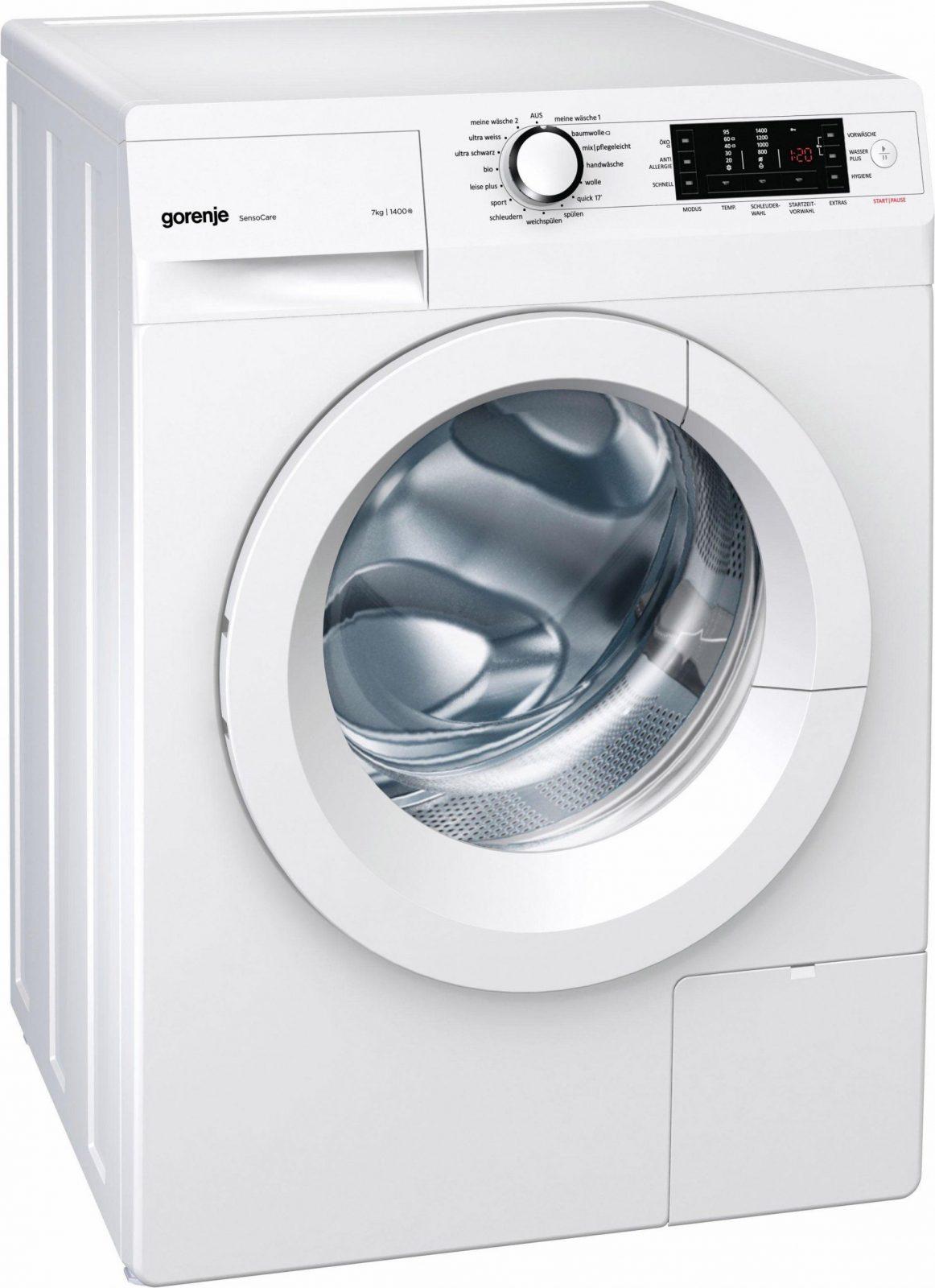 Bauknecht Super Eco 7415 Waschmaschine Im Test 2018 von Waschmaschine Bauknecht Super Eco 7415 Bild
