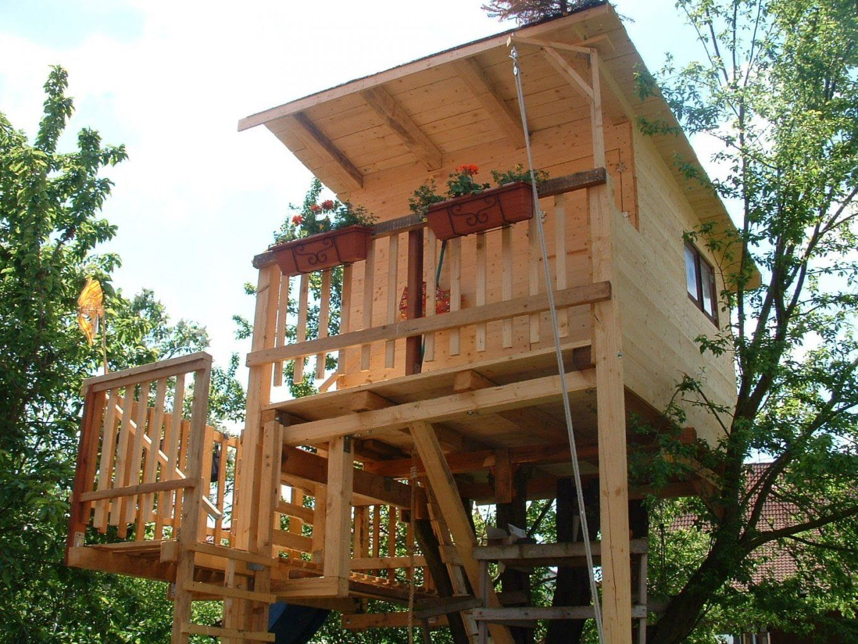 Baumhaus Bauen  Ein Familienprojekt  Youtube von Bauanleitung Spielturm Selber Bauen Photo