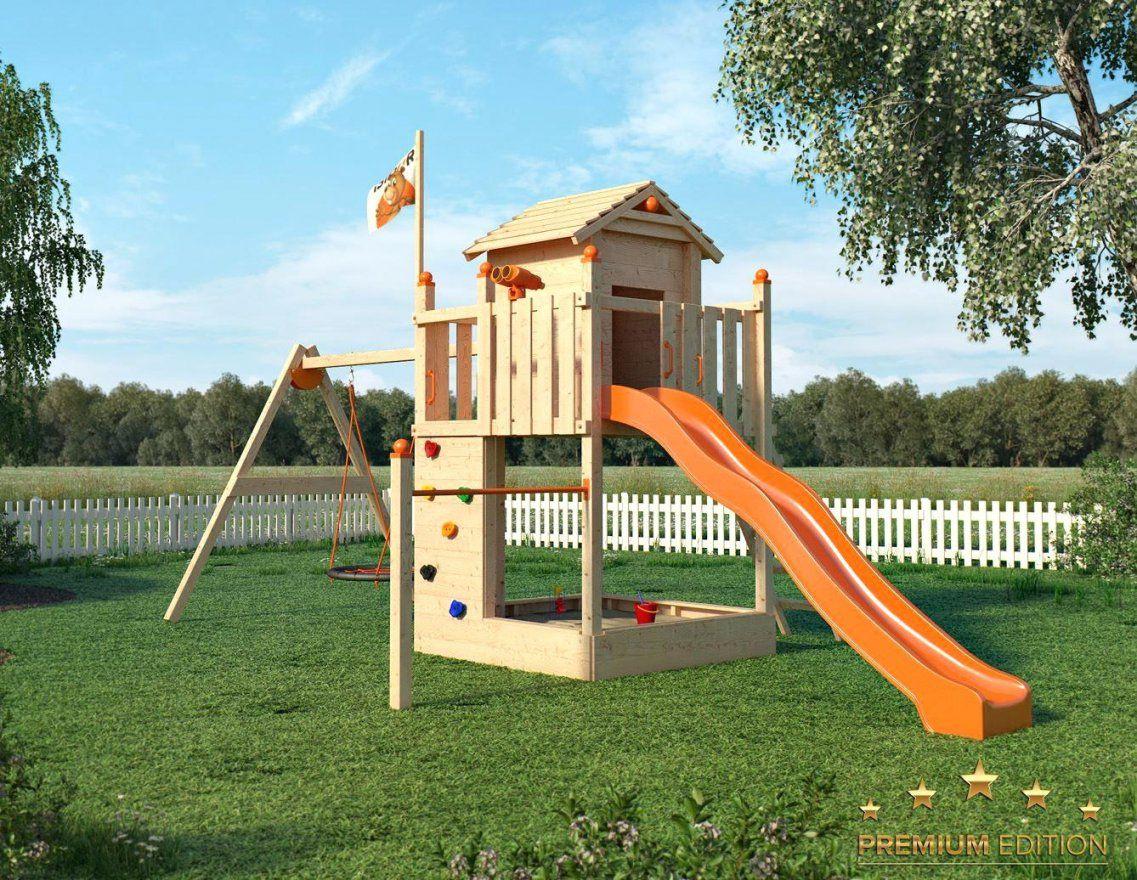 Klettergerüst Selbst Gebaut : Bauanleitung spielturm selber bauen haus design ideen