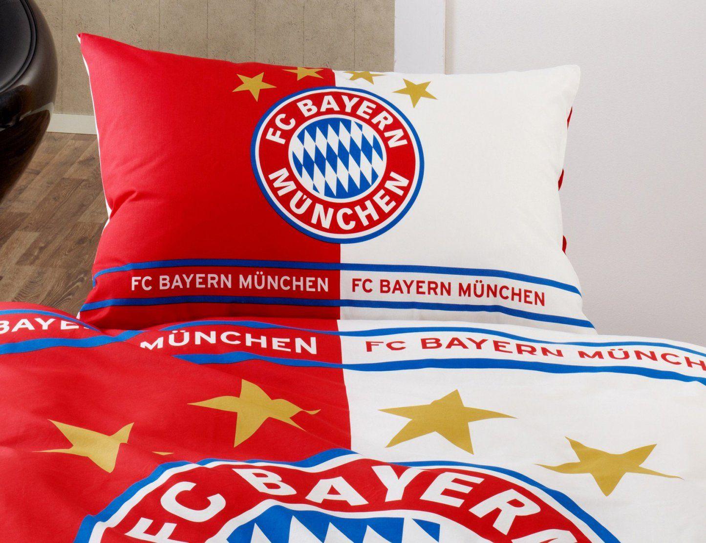Bayern München Bettwäsche Günstig ⋆ Lehner Versand von Bayern München Bettwäsche Günstig Photo