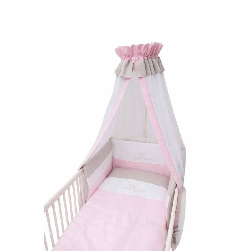 Be Be's Collection 21060 Bett Set 3Tlg Kleine  Real von Baby Bettwäsche Set Kleine Prinzessin Bild