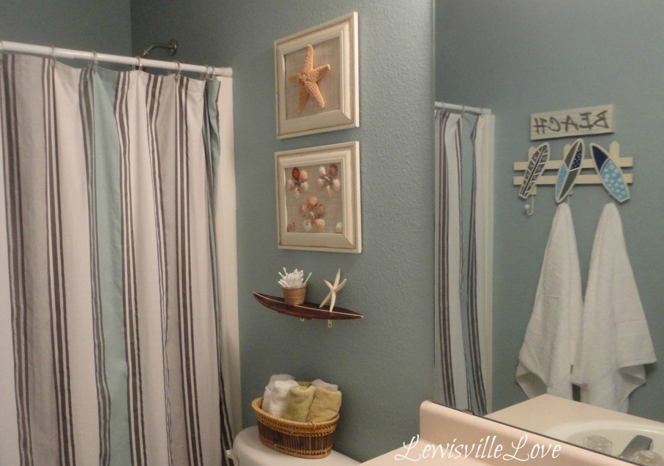 Beach Themed Bathroom Stunning Nautical Bathrooms Pictures Ideas von Beach Themed Towel Hooks Photo