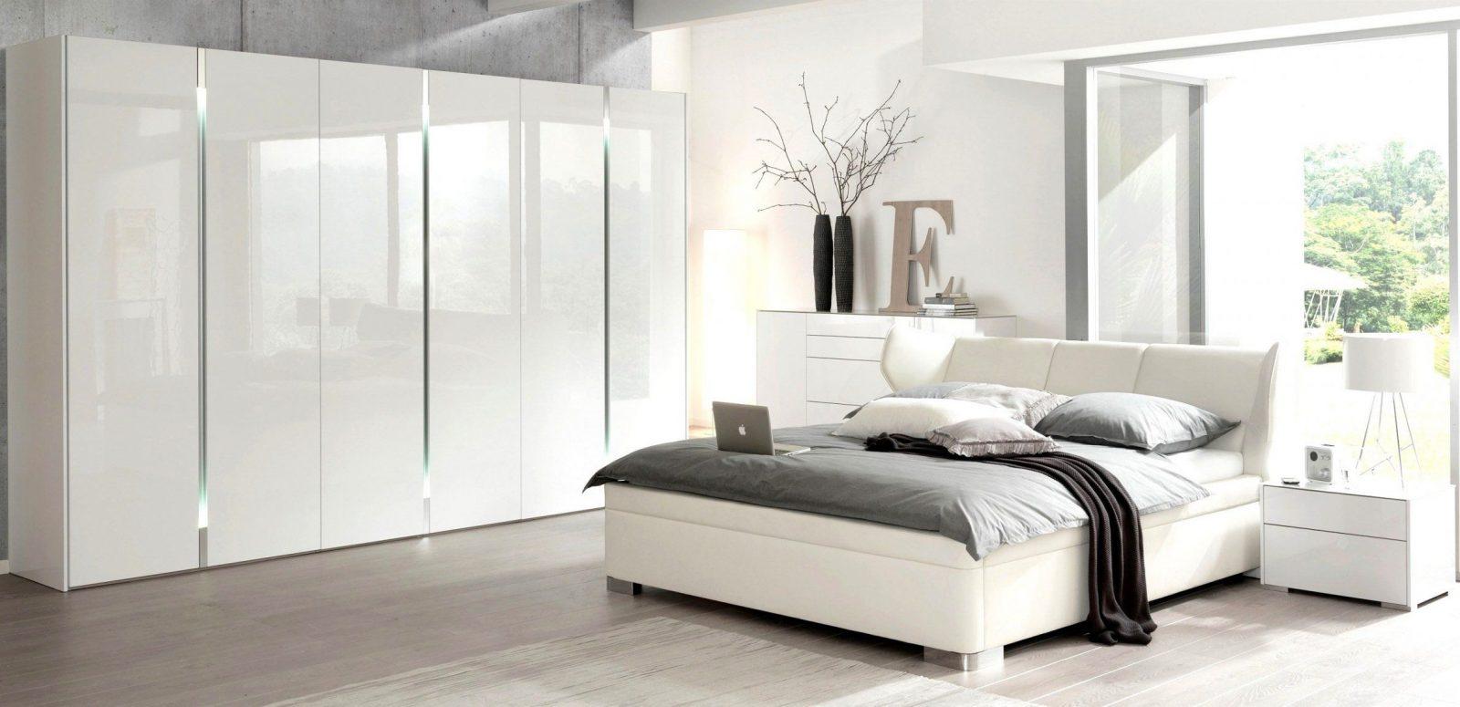 Komplett Schlafzimmer Novalis Hochglanz Schwarz Weiß von ...