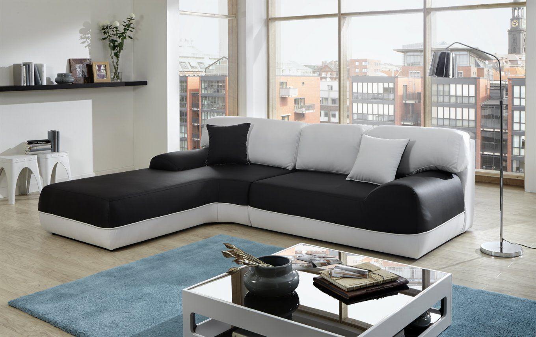 Beautifully Idea Schwarz Weiß Sofa Weiss Leder Sofadecke Sofakissen von Sofa Schwarz Weiß Gestreift Bild