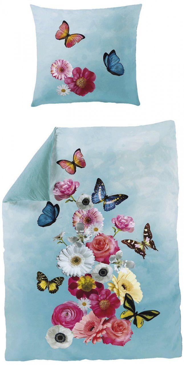 Bed And Dreams  Bierbaum 505301 Makosatin Bettwäsche Dessin von Bierbaum Mako Satin Bettwäsche Bild