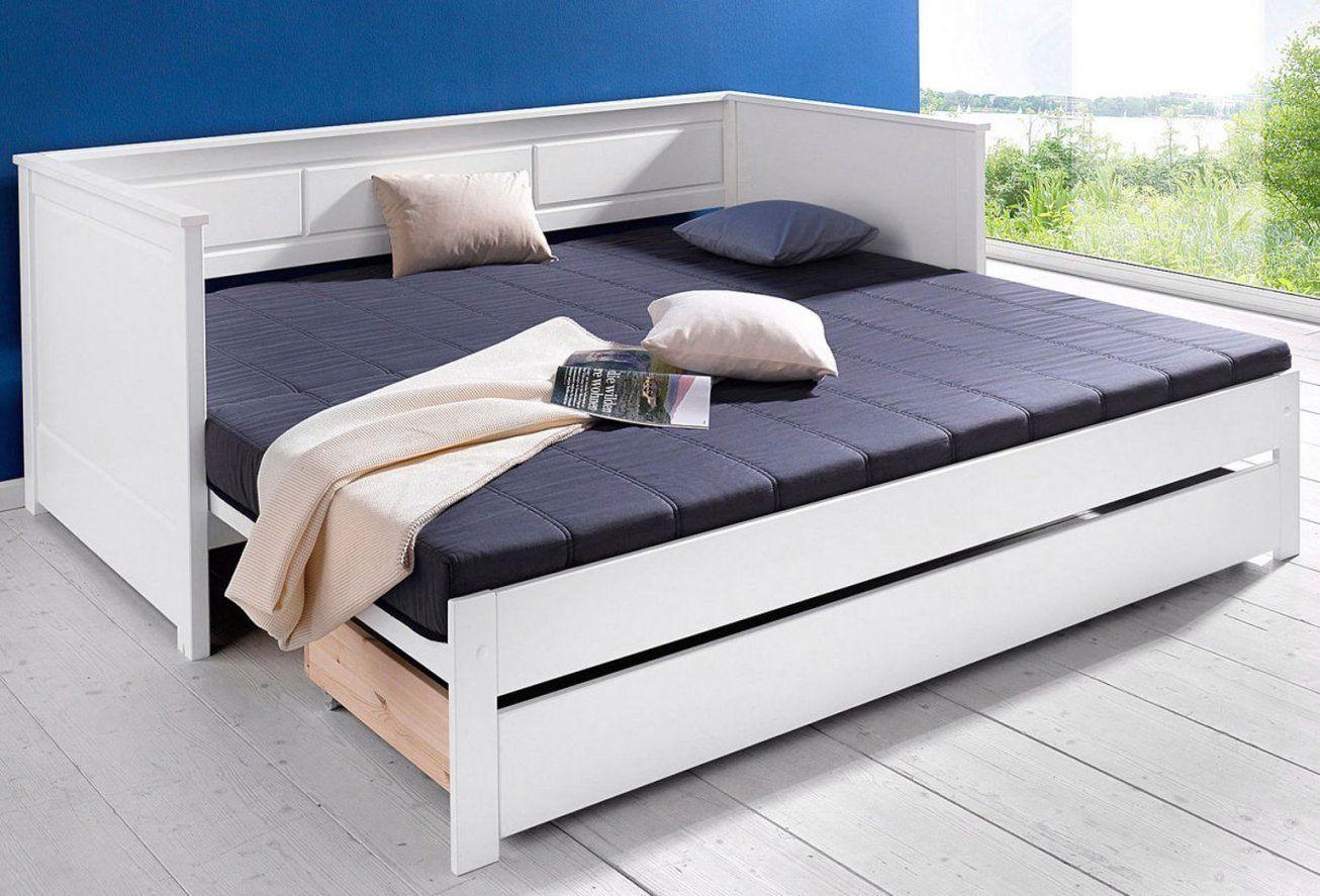 Beeindruckend Bett Ausziehbar Letztere On Mit Gebraucht Neu von Gästebett Ausziehbar Gleiche Höhe Photo