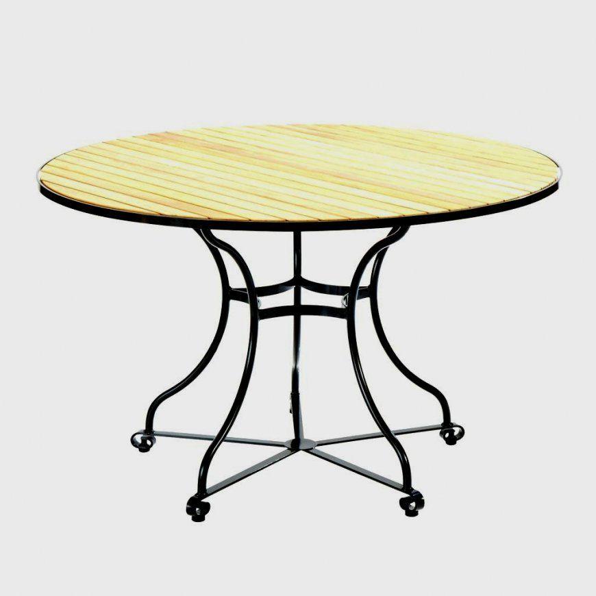 Beeindruckend Gartentisch Rund 120 Cm Durchmesser Hausliche von Gartentisch Rund 120 Cm Metall Photo