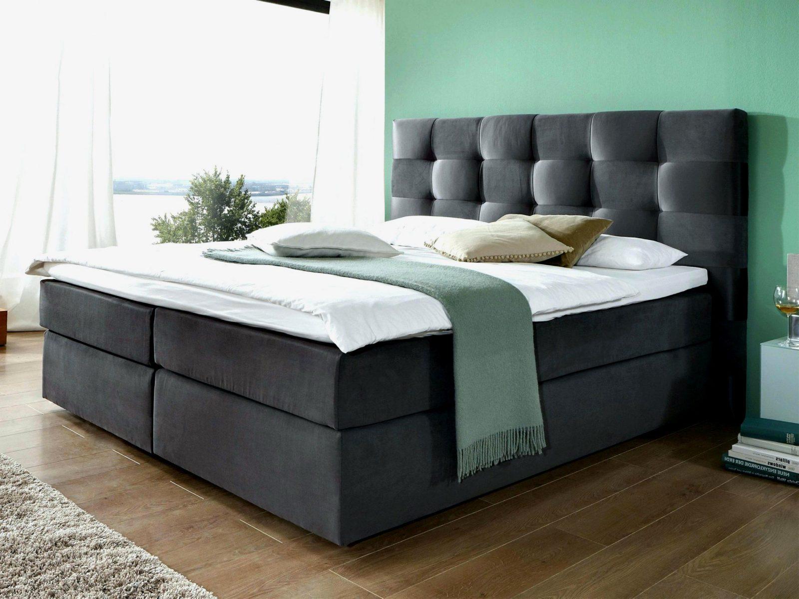 Beeindruckend Lidl Betten Bett Boxspringbett Angebot Polsterbetten von Poco Boxspringbett 299 Bild