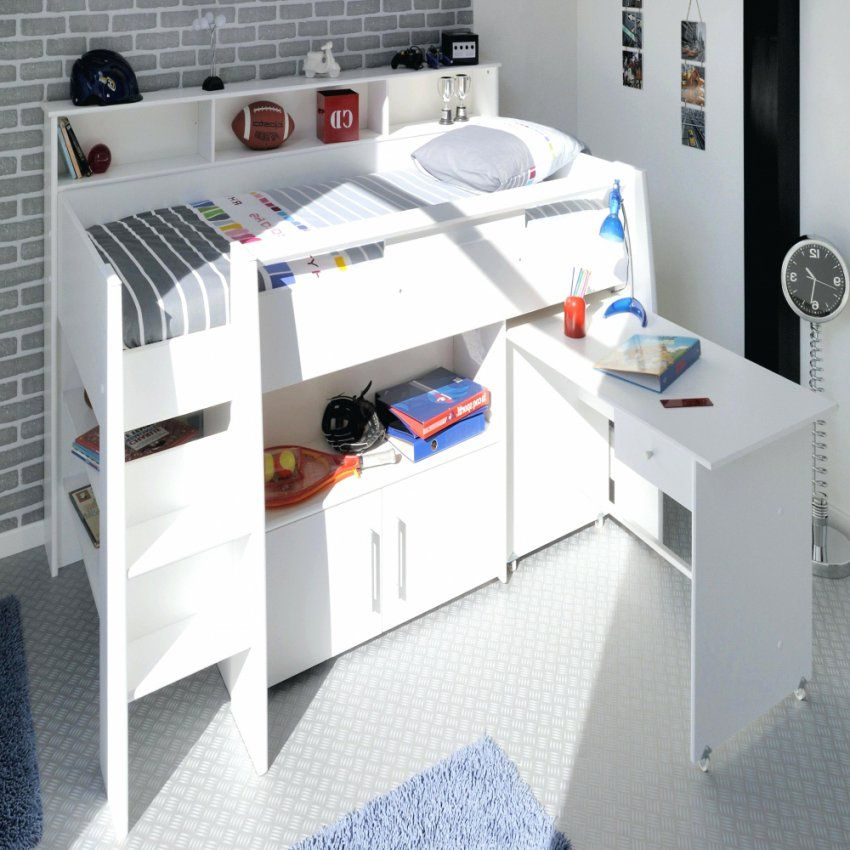 Beeindruckende Ideen Bett Schrank Schreibtisch Kombination Und In von Bett Schrank Schreibtisch Kombination Bild