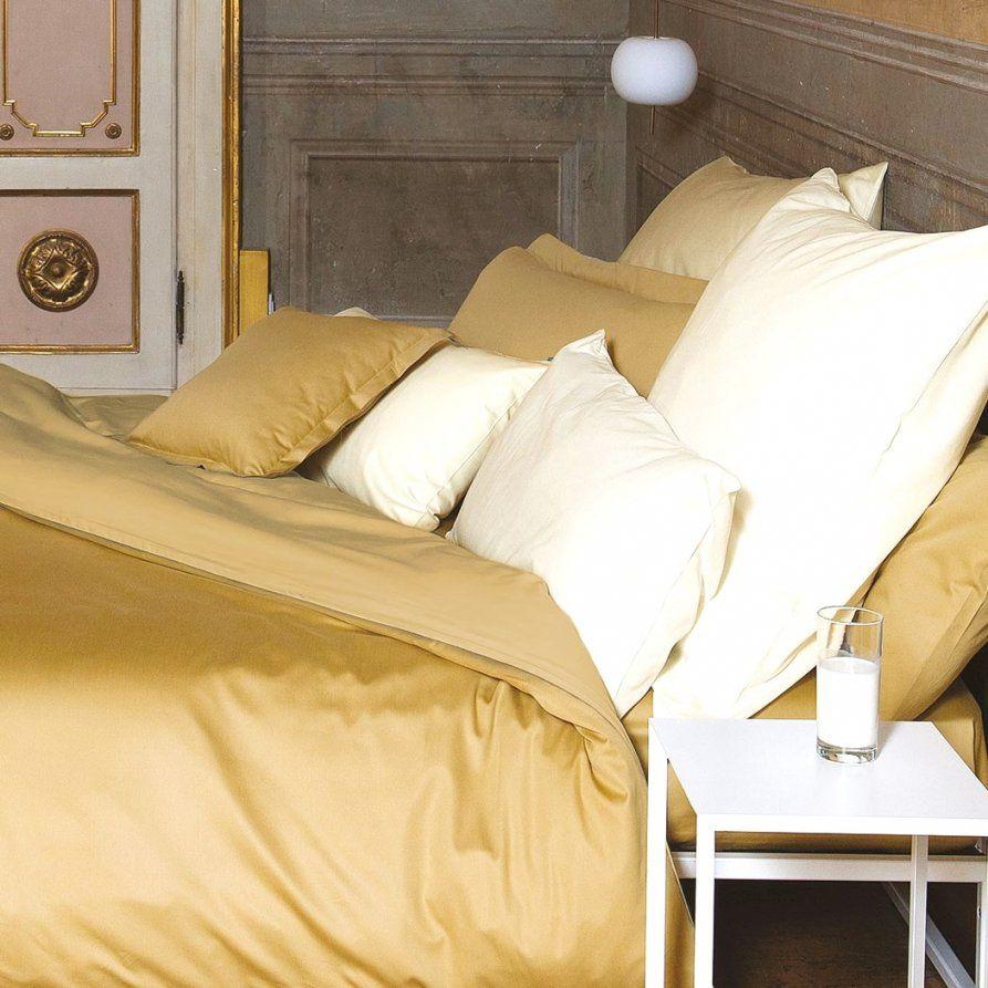 Beeindruckende Ideen Goldene Bettwäsche Und Phänomenale Bassetti Uni von Mann Mobilia Bettwäsche Bild