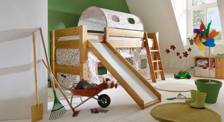 Beeindruckende Inspiration Kinderbett Mit Rutsche Und Angenehme von Kinderhochbett Mit Rutsche Günstig Kaufen Photo