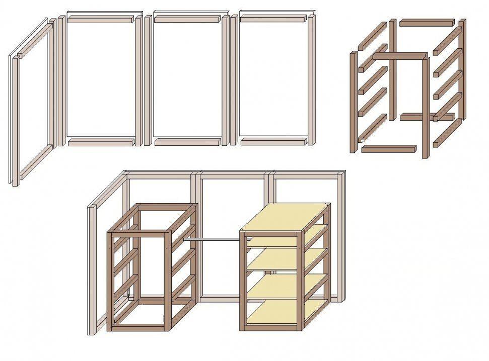 Begehbaren Kleiderschrank Selber Bauen  Wwwselberbauen von Begehbarer Kleiderschrank Selbst Bauen Photo